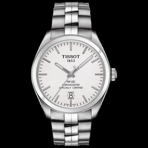 Часы Tissot Pr 100 Powermatic 80 COSC T101.408.11.031.00