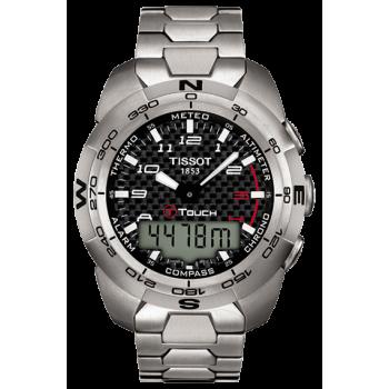 Часы Tissot T-Touch Expert Titanium T013.420.44.202.00