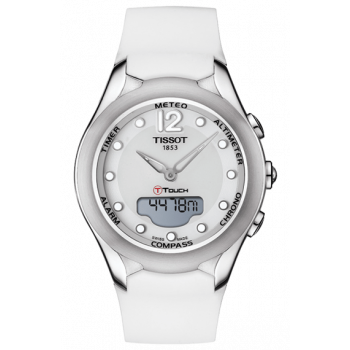 Часы Tissot T-Touch Lady Solar T075.220.17.017.00