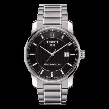 Часы Tissot Titanium Powermatic 80 T087.407.44.057.00