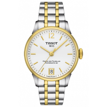 Часы Tissot Chemin Des Tourelles Powermatic 80 Lady T099.207.22.037.00