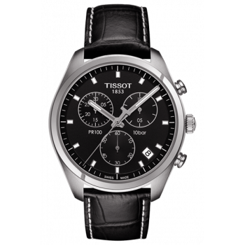 Часы Tissot PR 100 Chronograph T101.417.16.051.00