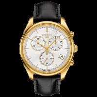 Часы Tissot Vintage Chronograph 18k Gold T920.417.16.031.00