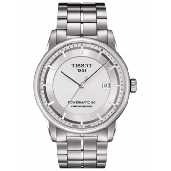 Часы Tissot Luxury Automatic COSC T086.408.11.031.00