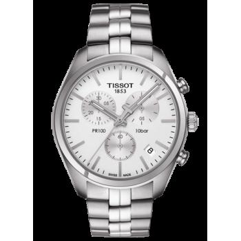 Часы Tissot PR 100 Chronograph (Gent) T101.417.11.031.00