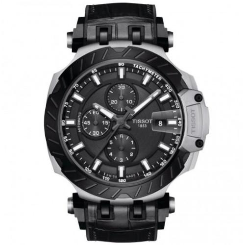 Часы Tissot T-Race Automatic Chronograph T115.427.27.061.00