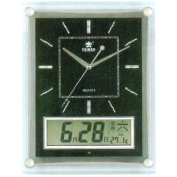 Настенные часы Power 0528 BLKS