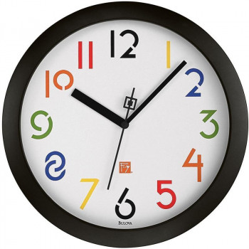Настенные часы Bulova C3332