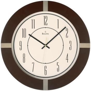 Настенные часы Bulova C4253