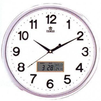Настенные часы Power 0511WKS