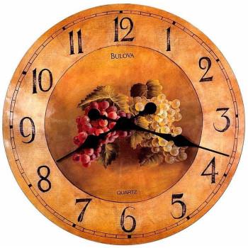 Настенные часы Bulova C3260