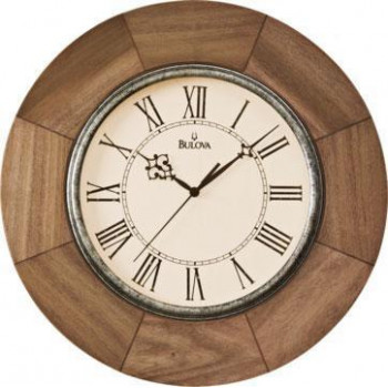 Настенные часы Bulova C4223