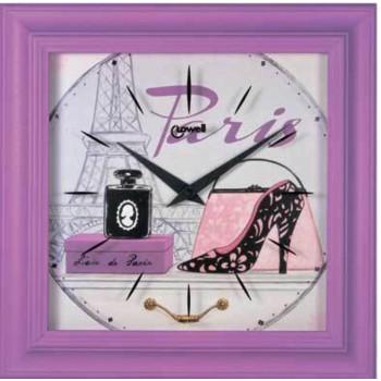 Настенные часы Lowell 05919