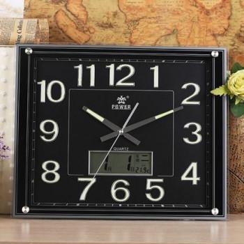 Настенные часы Power 0513BLKS