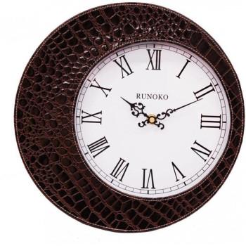 Настенные часы Runoko C-LBR