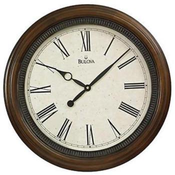 Настенные часы Bulova C4108