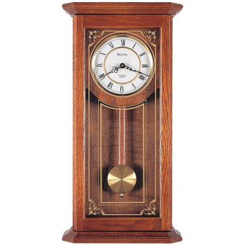 Настенные часы Bulova C3375
