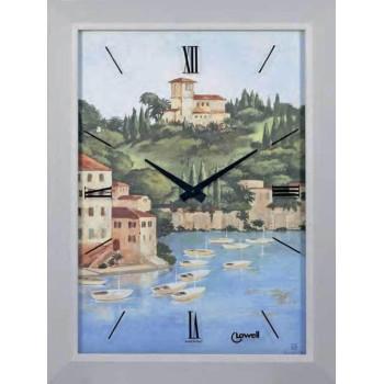Настенные часы Lowell 11195