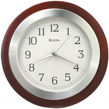 Настенные часы Bulova C4228