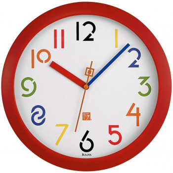 Настенные часы Bulova C3331