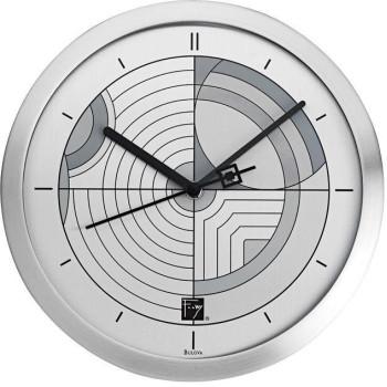 Настенные часы Bulova C3336