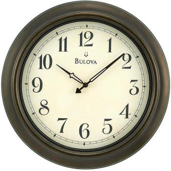 Настенные часы Bulova C4172