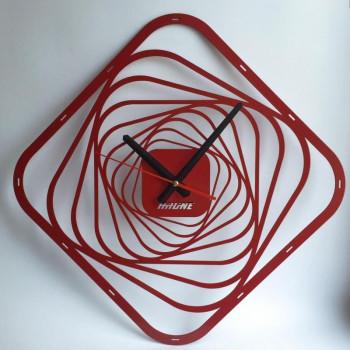 Настенные часы Hitline HA440-fire