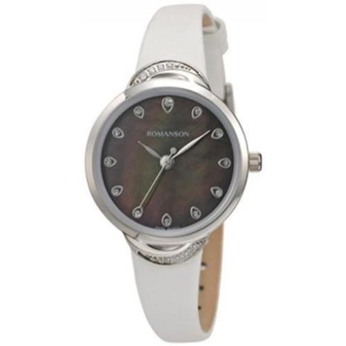 Часы Romanson RL4203QLWH BK