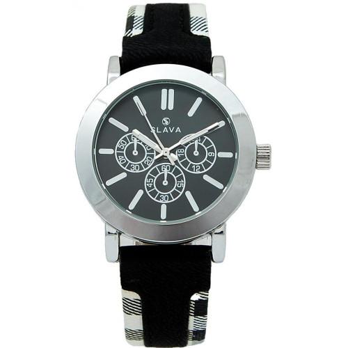Часы Slava SL10088SBSF