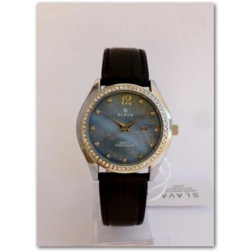 Часы Slava SL10104SBS