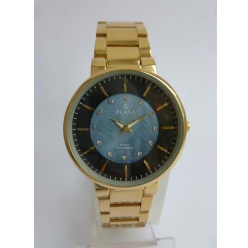 Часы Slava SL10136GBLG