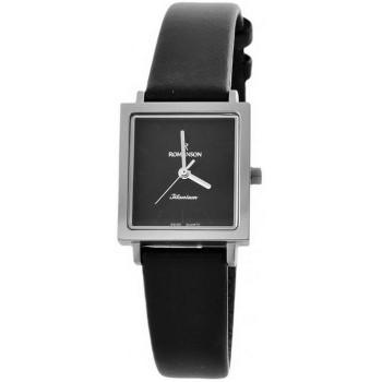 Часы Romanson DL2133SLWH BLACK Уценка