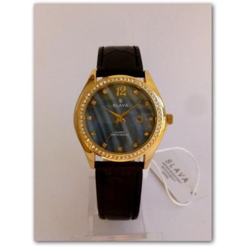 Часы Slava SL10104GBG