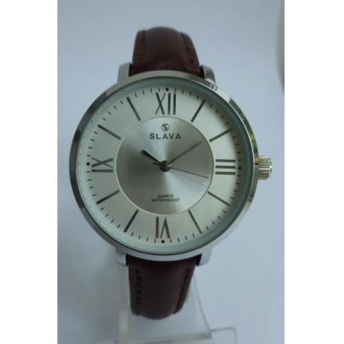 Часы Slava SL10127SWSBR