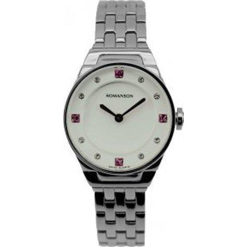 Часы Romanson RM8276LWH WH
