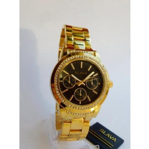 Часы Slava SL10019GBGF