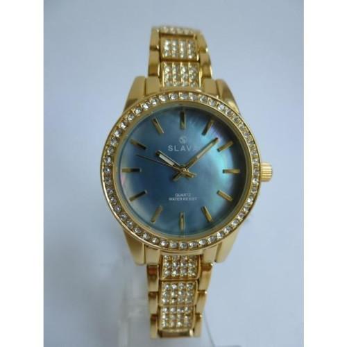 Часы Slava SL10065GBLG