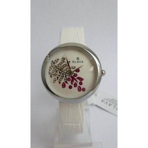 Часы Slava SL10107SWS