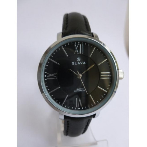 Часы Slava SL10127SBSB
