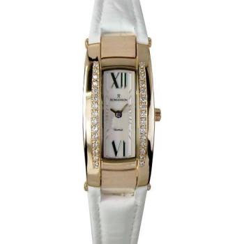 Часы Romanson DL5116QLRG WH