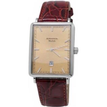 Часы Romanson DL5163NMWH RG