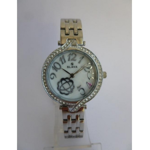 Часы Slava SL10140SWS