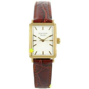 Часы Romanson DL5163LG WH