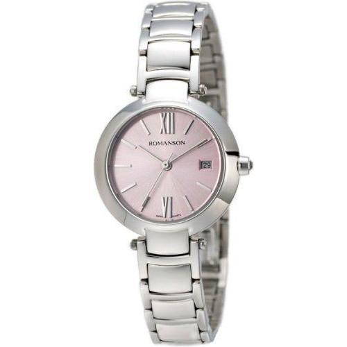 Часы Romanson RM5A06LWH PINK
