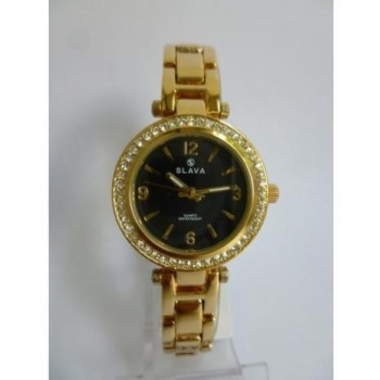 Часы Slava SL10020GBG M
