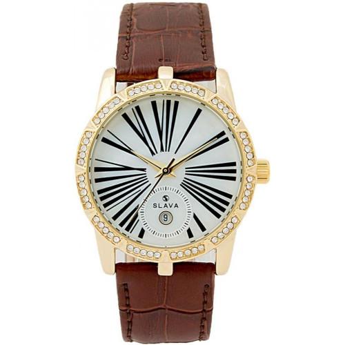 Часы Slava SL10103GWG