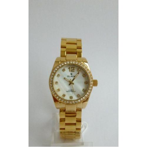 Часы Slava SL10117GWGF