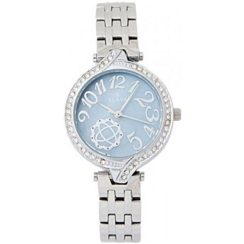 Часы Slava SL10140SBLS