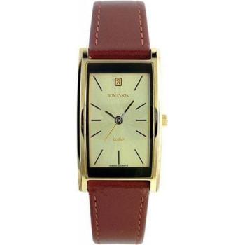 Часы Romanson DL2158CLG GOLD