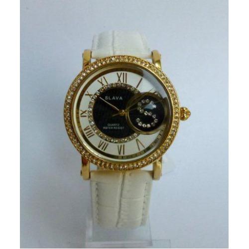 Часы Slava SL10063GWBGW